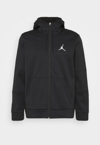 Jordan - AIR THERMA FULL ZIP - Sweatjakke /Træningstrøjer - black - 6