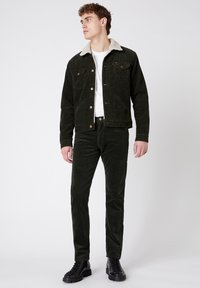 Wrangler - 11MWZ - Slim fit jeans - roisin green - 1