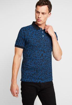 LEO - Polo shirt - blue