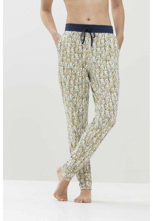 Pyjama bottoms - goldenrod