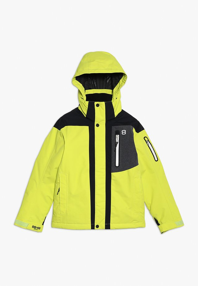 ARAGON JACKET - Ski jacket - lime