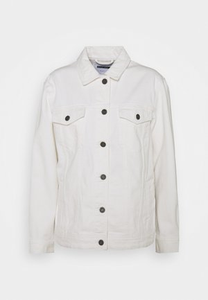 NMOLE JACKET - Giacca di jeans - bright white