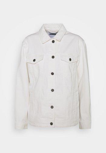 NMOLE JACKET - Cowboyjakker - bright white
