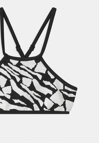 Seafolly - ON THE BLOCK APRON - Bikini - black - 2