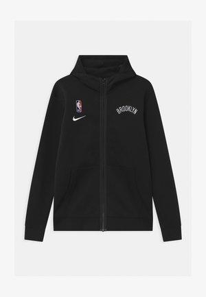 NBA BROOKLYN NETS SPOTLIGHT UNISEX - Klubové oblečení - black