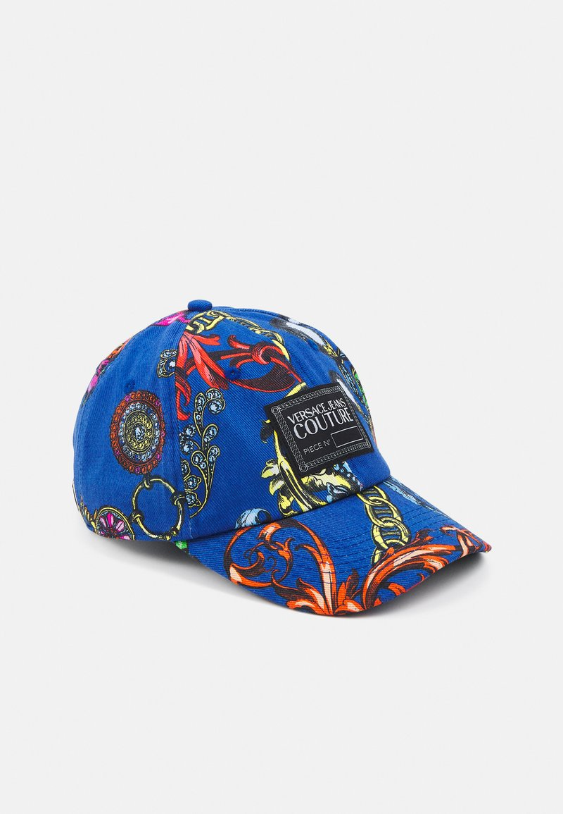 Versace Jeans Couture - BASEBALL WITH CENTRAL SEWING UNISEX - Cap - midnight