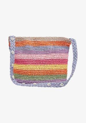 MIT MUSCHELN - Across body bag - multi-coloured
