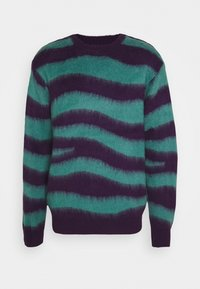 Obey Clothing - DREAM  - Jumper - green multi - 0