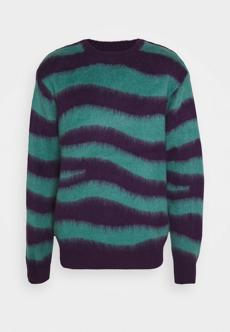 Obey Clothing - DREAM  - Jumper - green multi