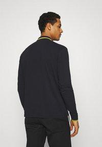 YOURTURN - UNISEX - Poloshirt - black - 2