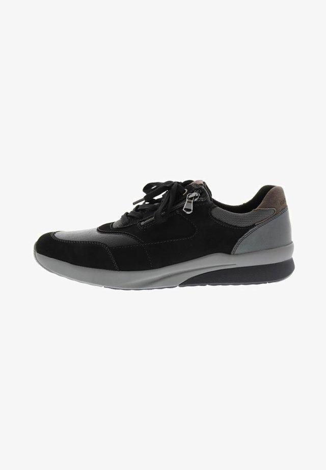 ORTHO TRITT K-FABIAN  - Sneakers laag - schwarz/grau