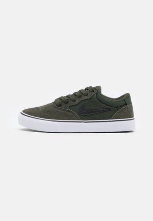 CHRON 2 UNISEX - Sneakers laag - sequoia/black/white