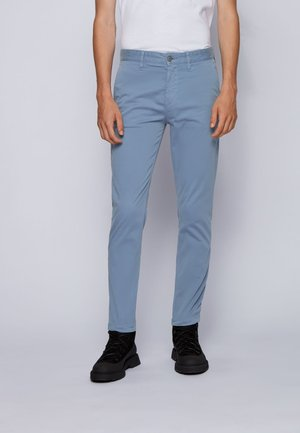 TABER D - Chino - dark grey