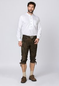 Stockerpoint - Shorts - brown - 0