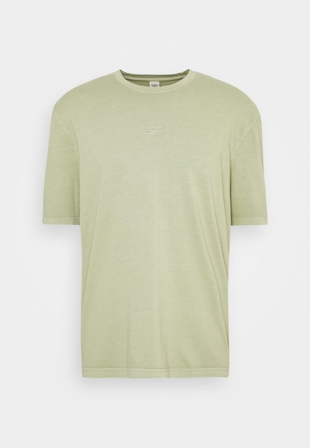 TEE - T-shirt basique - harmony green