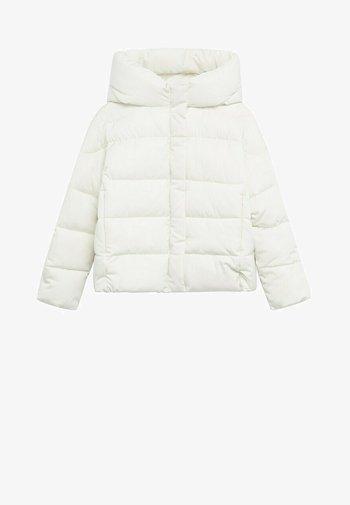PEKIN - Winter jacket - cremeweiß