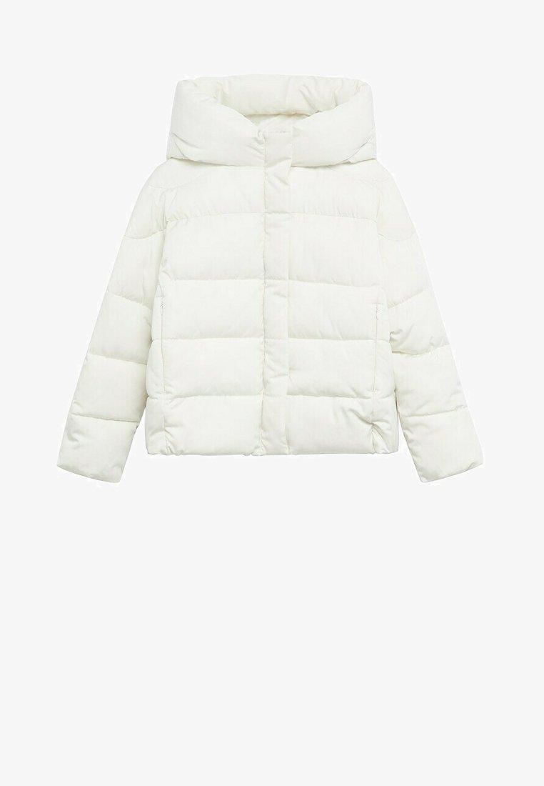 Mango - PEKIN - Winter jacket - cremeweiß