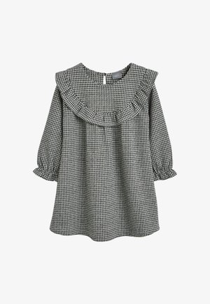 DOGTOOTH - Day dress - black
