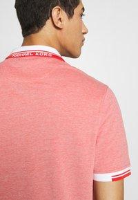 Michael Kors - GREENWICH - Polo shirt - dark persimmon - 4