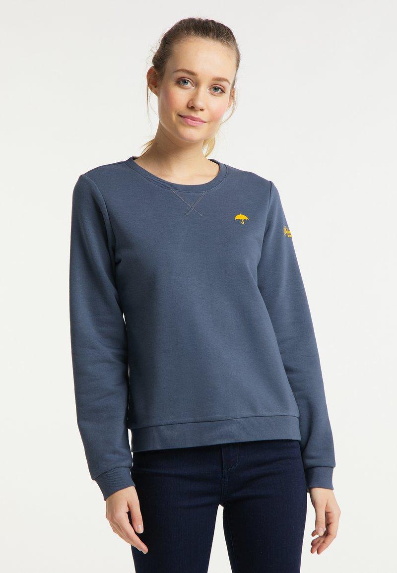 Schmuddelwedda - Sweatshirt - rauch marine