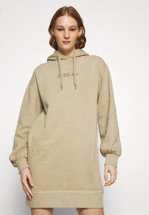 JANE - Denní šaty - beige