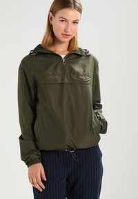 Urban Classics - Windbreaker - dark olive - 0