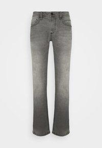 REGULAR - Straight leg jeans - grey denim