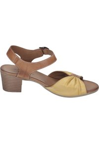 Piazza - Sandals - gelb - 5