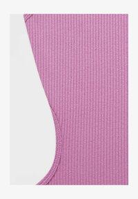 PULL&BEAR - Shift dress - pink - 4