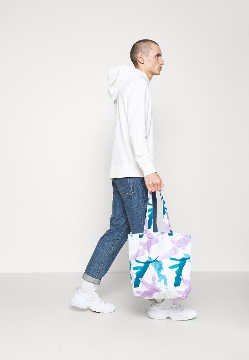 STUDIO ID - PRINT UNISEX - Shopping Bag - multicoloured/blue/purple