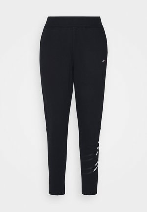 REGULAR FLAG GRAPHIC PANT - Pantalones deportivos - desert sky