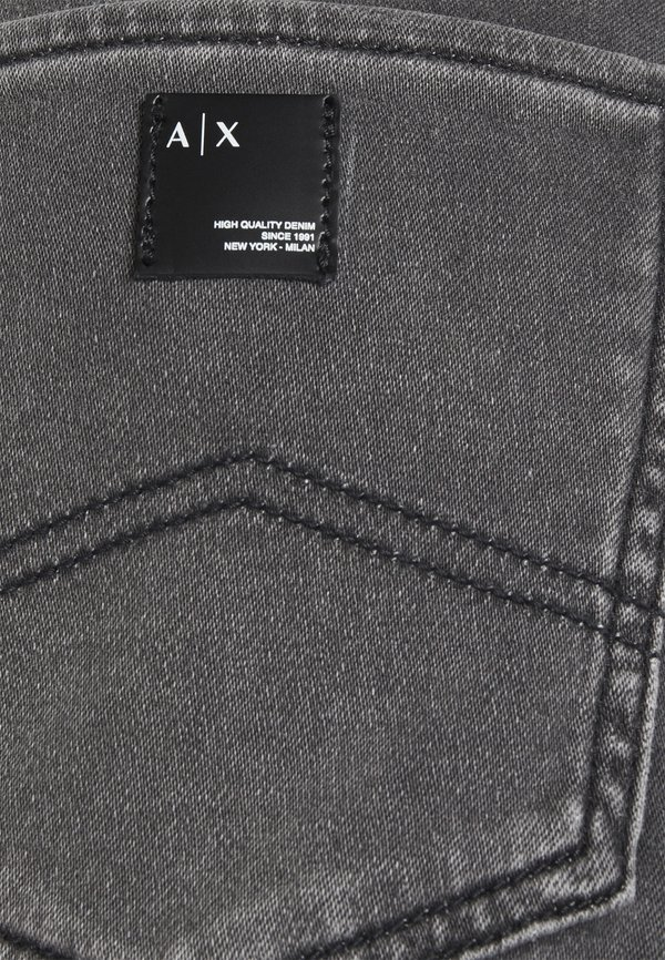 Armani Exchange Jeansy Slim Fit - indigo denim/niebieski denim Odzież Męska KHUV