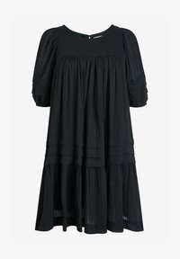 Next - PINTUCK - Day dress - black - 1