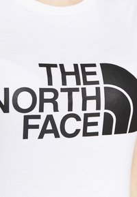 The North Face - EASY TEE - Print T-shirt - white - 4