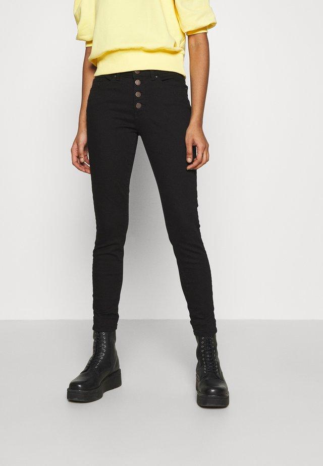 ONLHUSH LIFE  - Skinny džíny - black