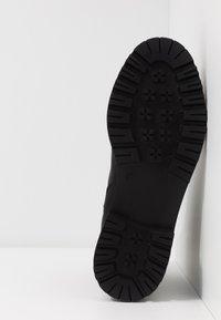 MJUS - Kotníkové boty - nero - 6