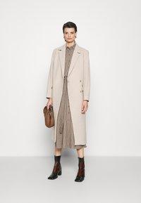 WEEKEND MaxMara - OTARIA - Shirt dress - dark brown - 1