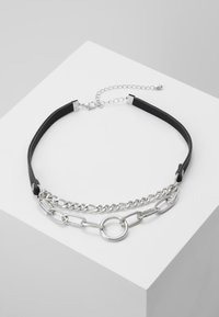 Uncommon Souls - MIXED CHAIN - Necklace - silver-coloured - 0