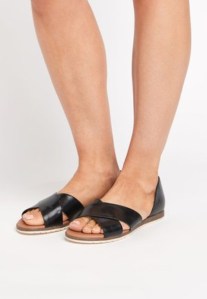 CROSS OVER  - Sandals - black