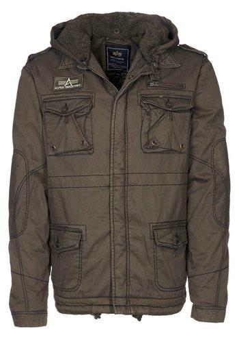 ROD - Light jacket - olive