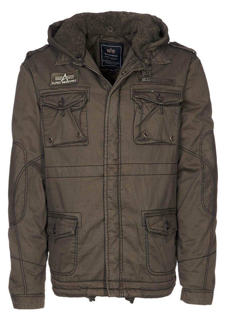 Alpha Industries - ROD - Light jacket - olive