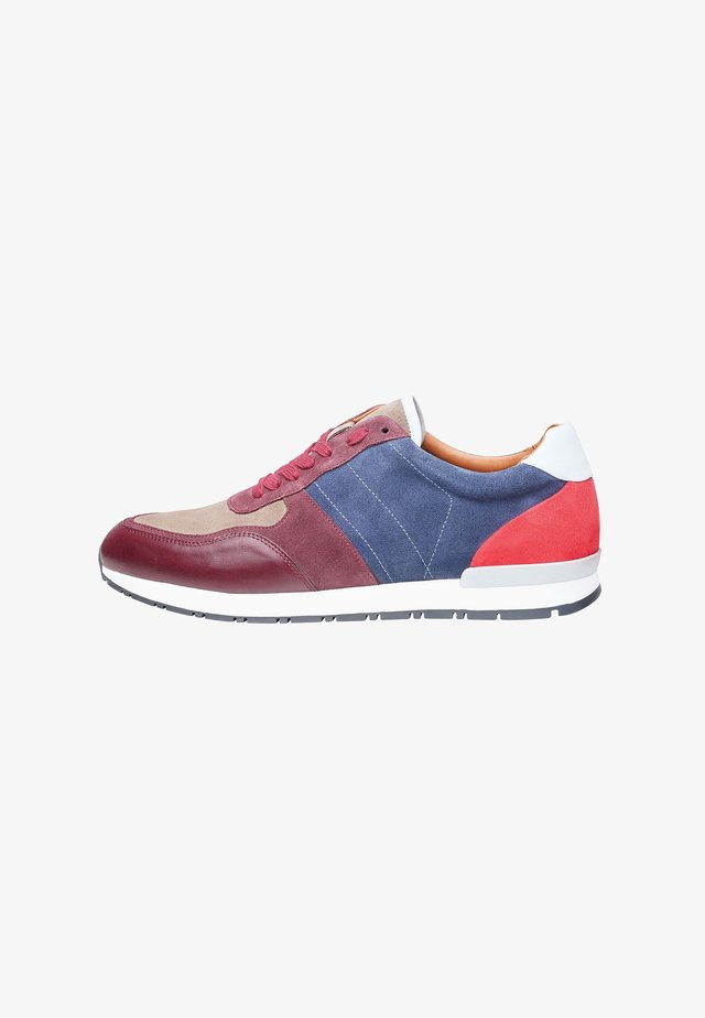 NO. 118 MS - Sneakers laag - blue-red-gray