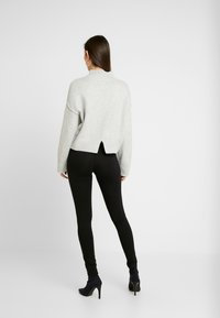 Even&Odd - 2 PACK - Leggings - black - 3