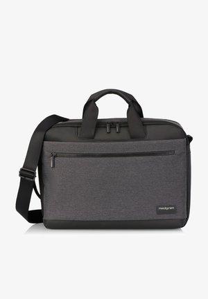 Briefcase - stylish grey