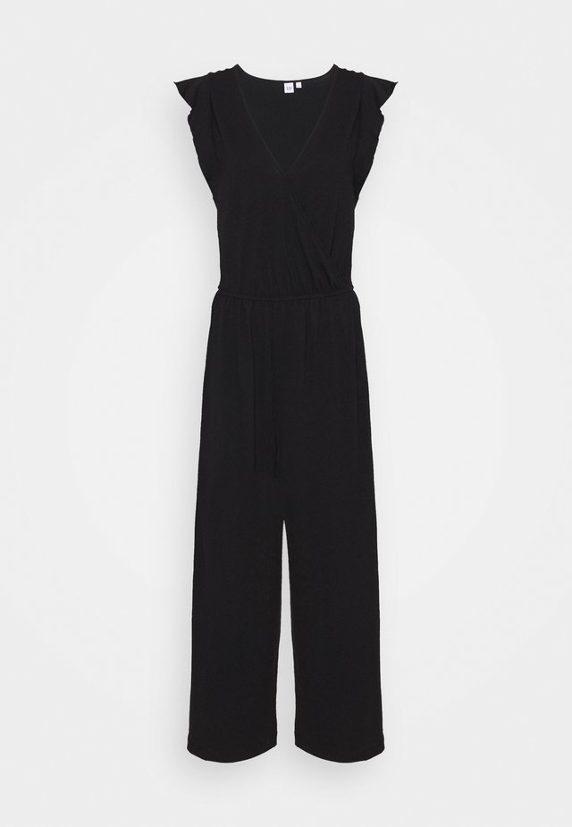 WRAP - Jumpsuit - true black