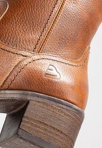 Bullboxer - Boots - cognac - 2