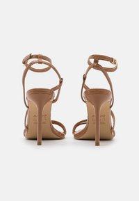 ALDO - FRELIAN - High heeled sandals - bone - 3