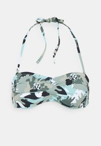 Esprit - HERA BEACH BAND - Bikini top - khaki - 0