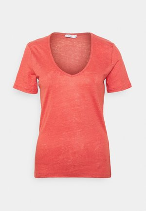 WOMENS DELETION LIST - Basic T-shirt - dusty coral