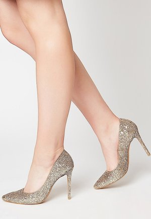 ELEGANTE - High heels - gold